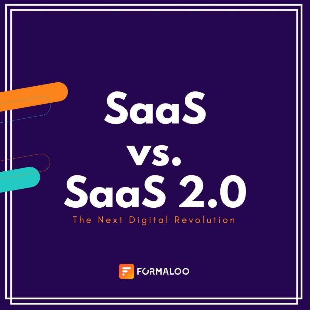 Formaloo SaaS 2.0 webinar